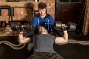 Stephen Taylor Personal Training Cambridge