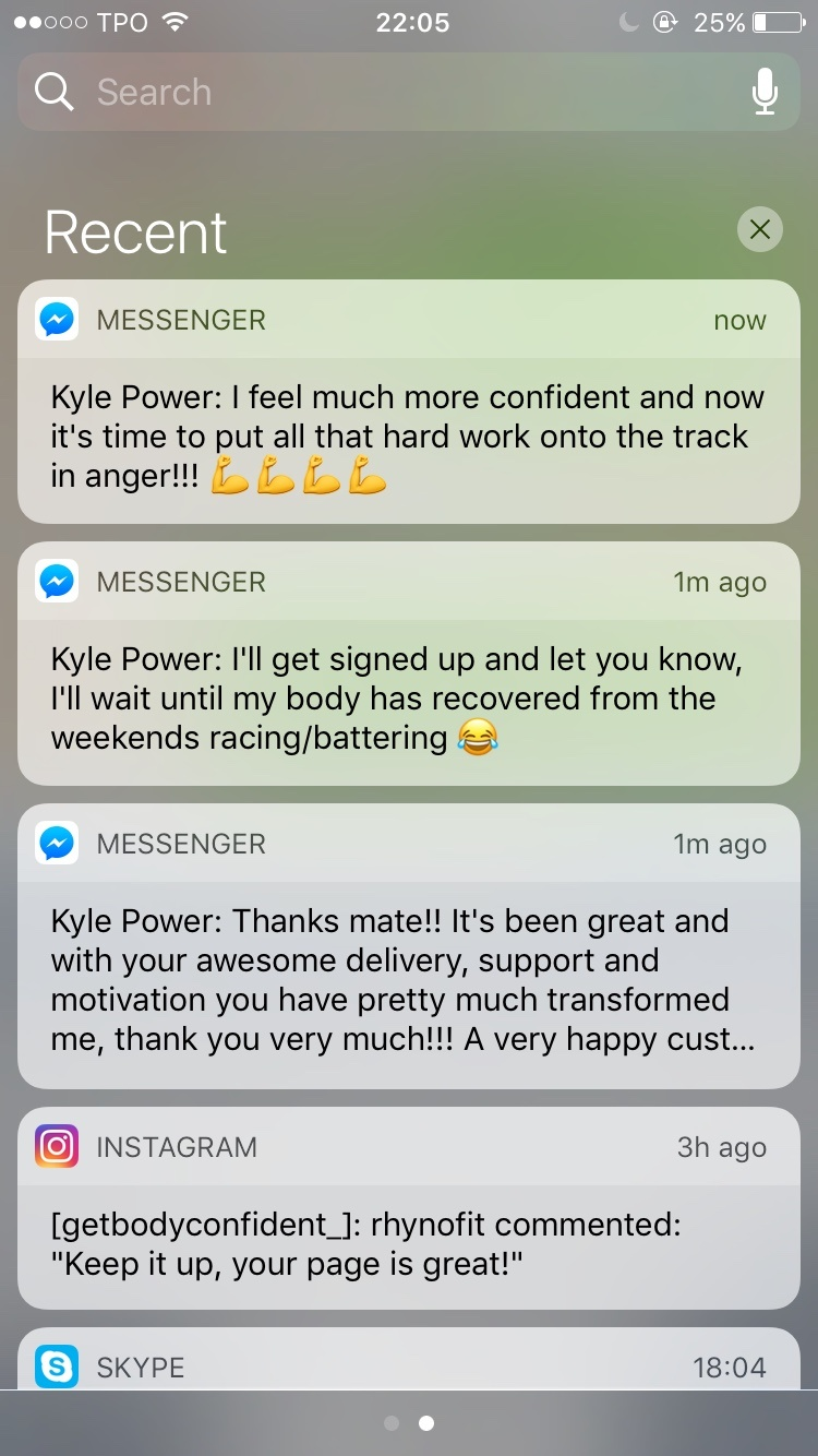 get body confident review
